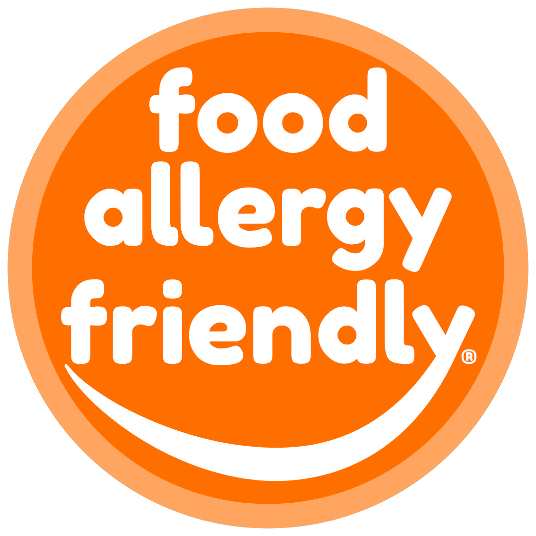 logo fod allergy friendly